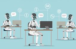 企业在线服务为什么要使用智能客服机器人?